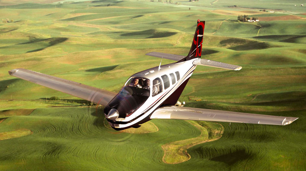 Flight-Instructor-Refresher-Courses-Beechcraft-Bonanza